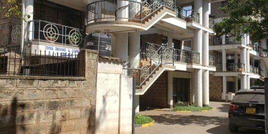 Office Space along Ngong Road
