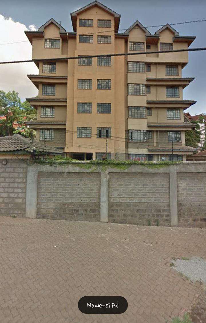 Elegant 2 Bedroom Apartment, Nairobi, Upper-hill