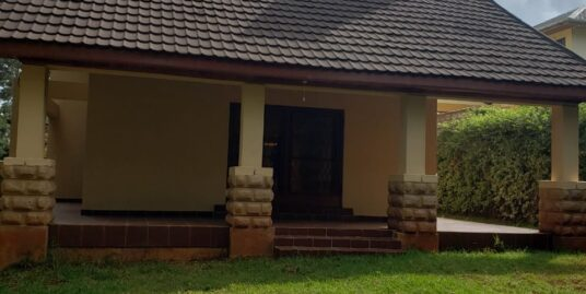 4 bedroomed maisonette on kerarapon
